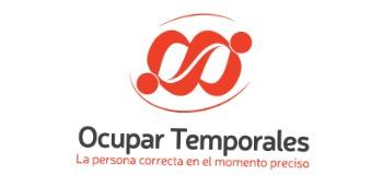 logo- Ocupar temporales