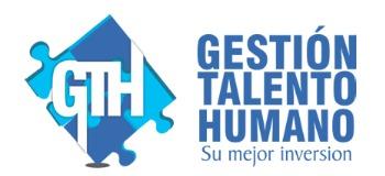 logo- GTH Talento Humano